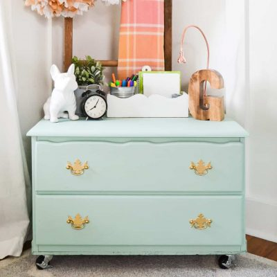 The Fastest Way To Paint Furniture