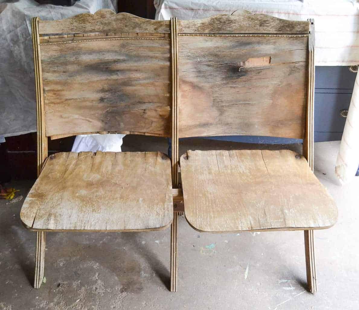 diy repurposed furniture. Pin This · Repurposed Chairs - Turn Vintage Theater Seats Into DIY Wall Decor. Diy Furniture