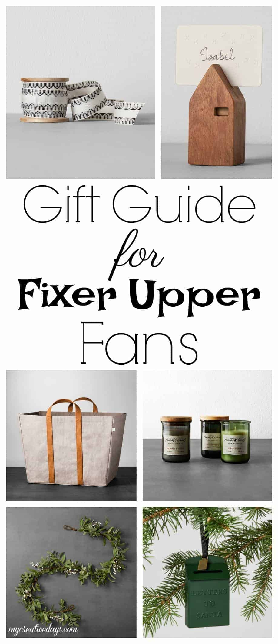 Subscription box gift ideas 2017 my creative days for Fixer upper christmas special 2017