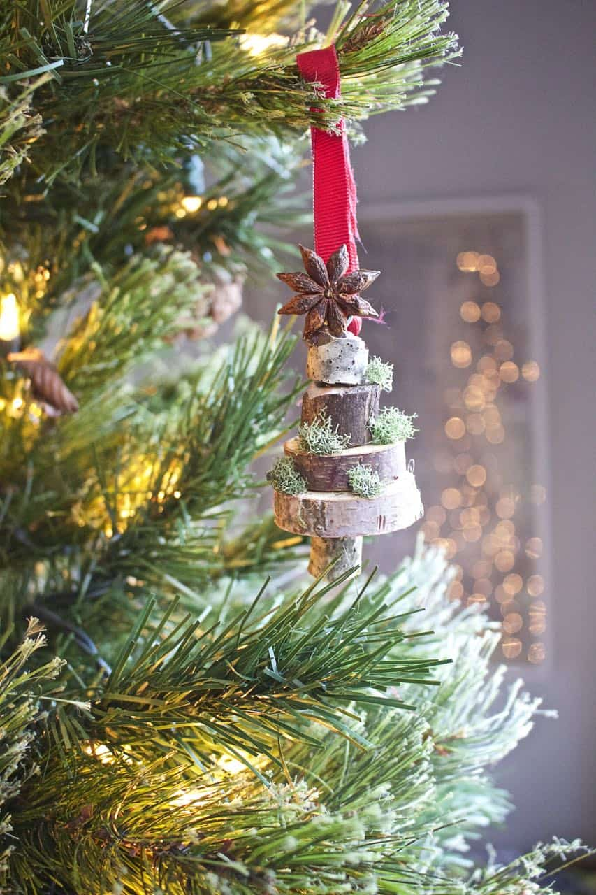 Homemade christmas ornaments options my creative days
