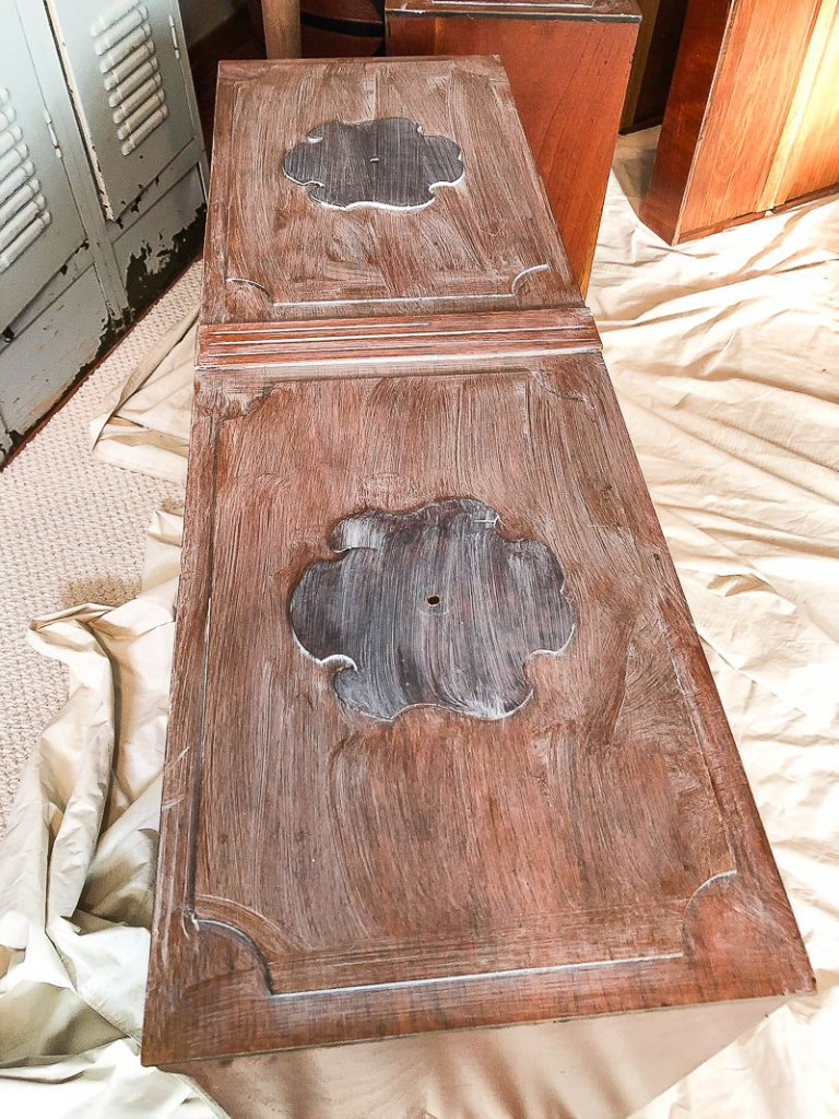 Learn how to paint furniture without sanding.