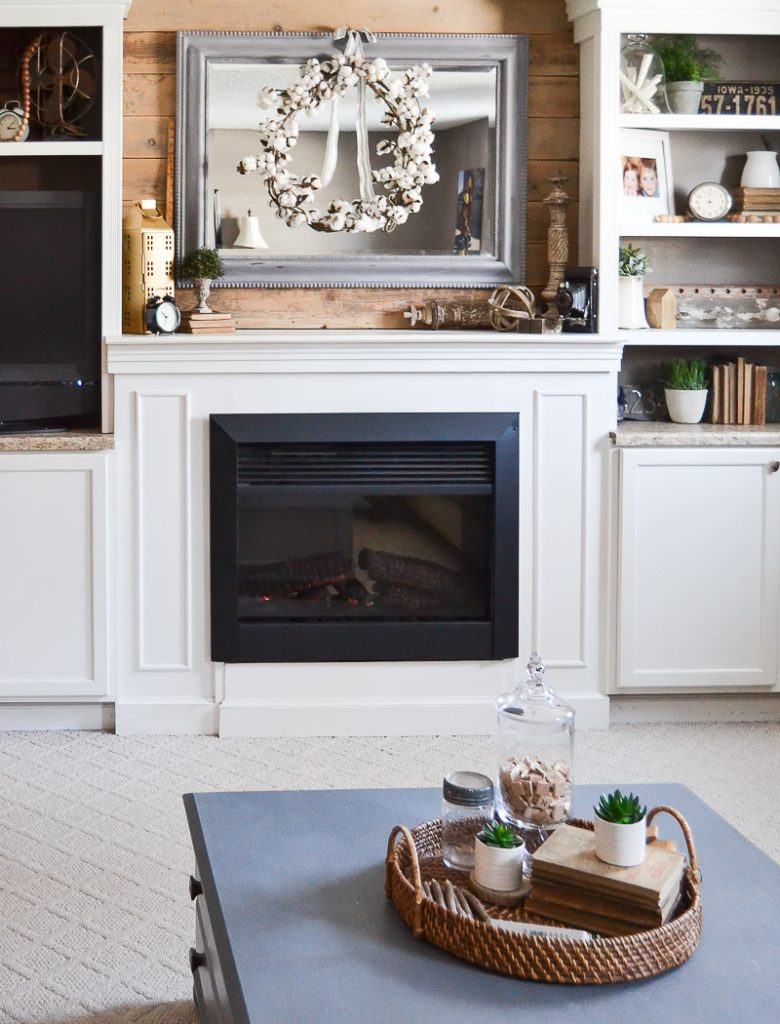 If you are looking for ways to style a mantel after Christmas, this post is for you. These tips will make it easy and remove the stress from the process.
