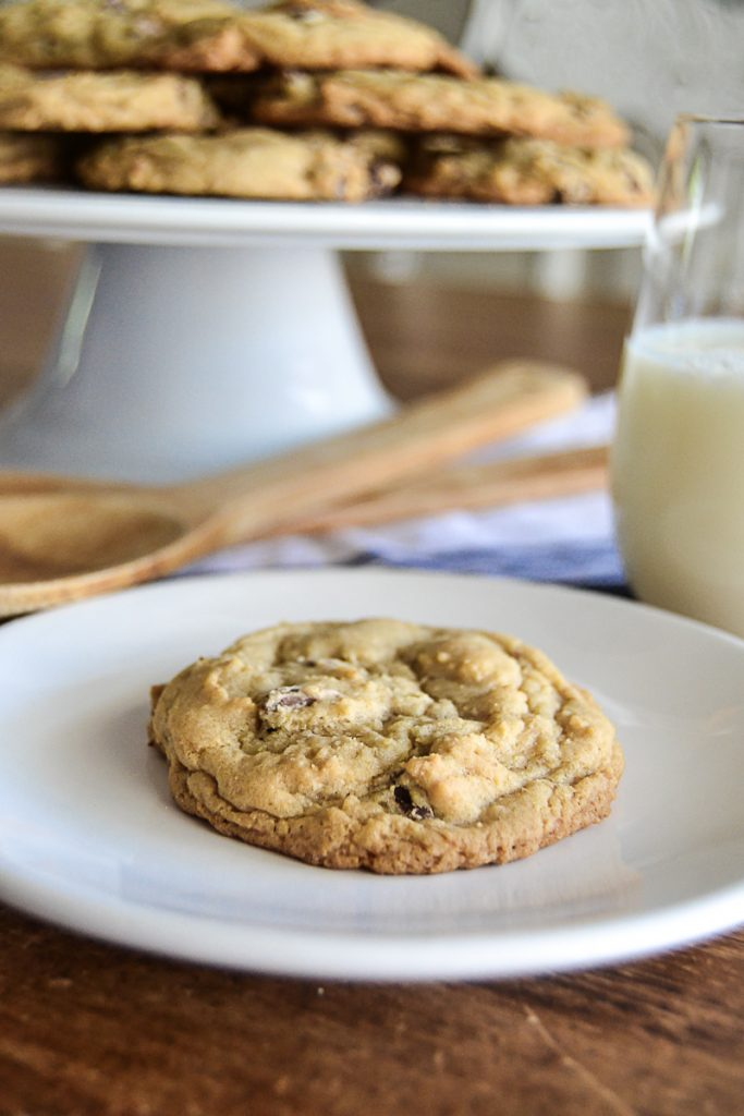 If you are looking for an easy homemade chocolate chip cookie recipe that will come out perfectly every time, this is the recipe for you. Click over to find the recipe and get your cookie fix now!