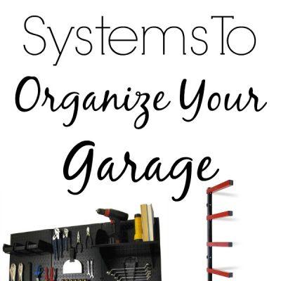 Garage Storage: 30+ ways to organize your garage the right way!