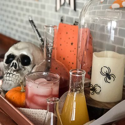 If you are looking for Halloween drinks to serve this Halloween, click over to get this easy Vampire Punch that can be customized however you like.