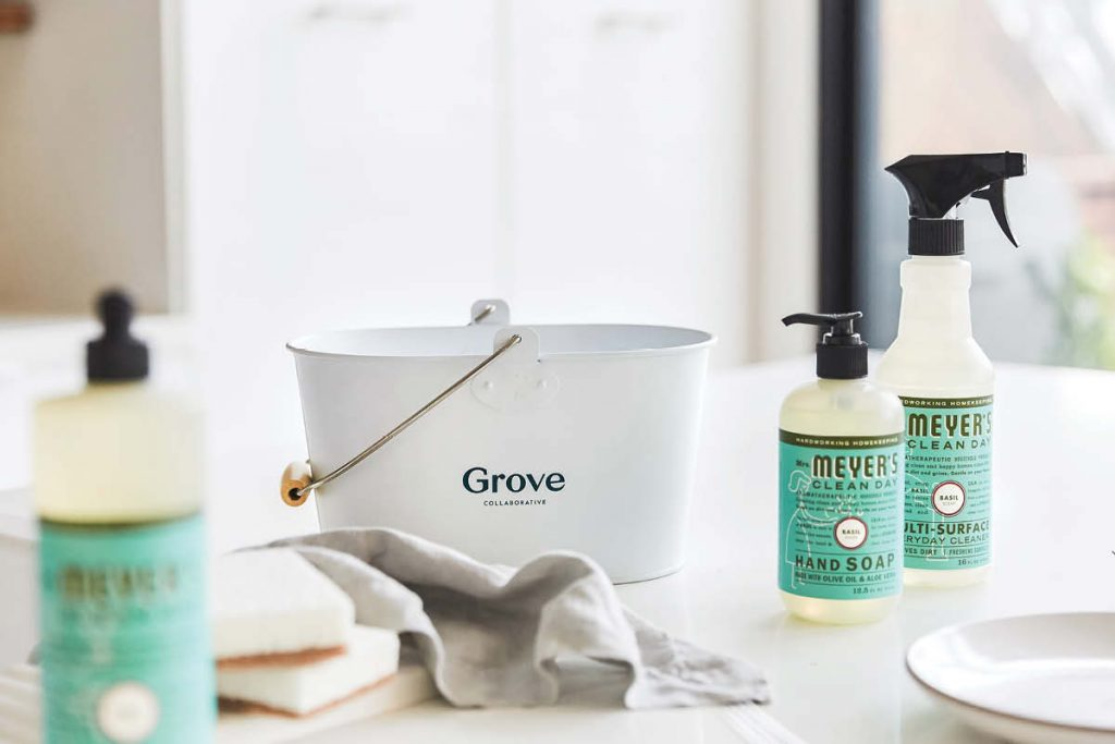 New Year, Clean Home with Grove Collaborative