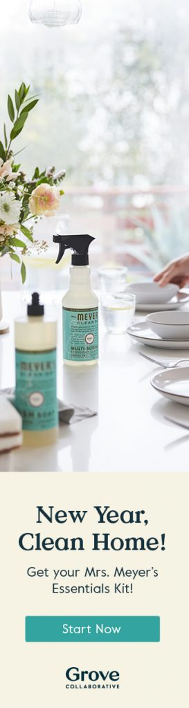 New Year, Clean Home with Grove Collaborative #ref