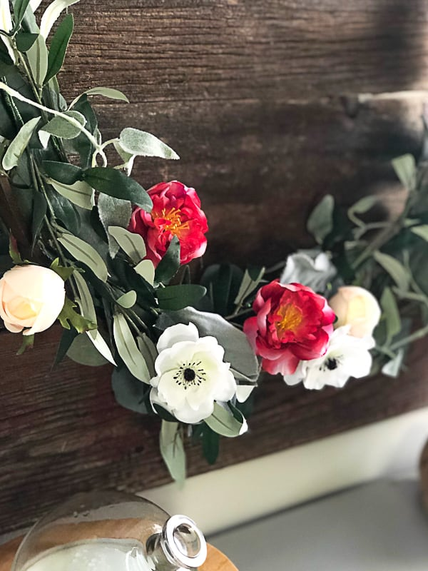 If you are looking for an easy way to welcome spring, this easy, DIY spring eucalyptus wreath is the perfect statement for the new season.