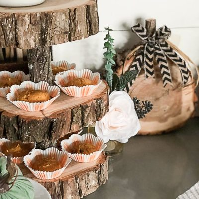 Rustic decor fits many styles of homes and these easy DIY rustic decor projects can be made for your home this weekend!