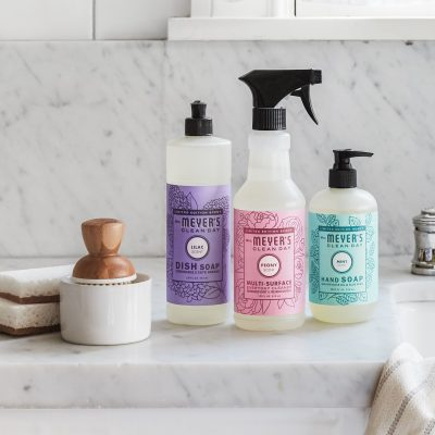 Refresh Your Home With Mrs. Meyer's Spring Scents