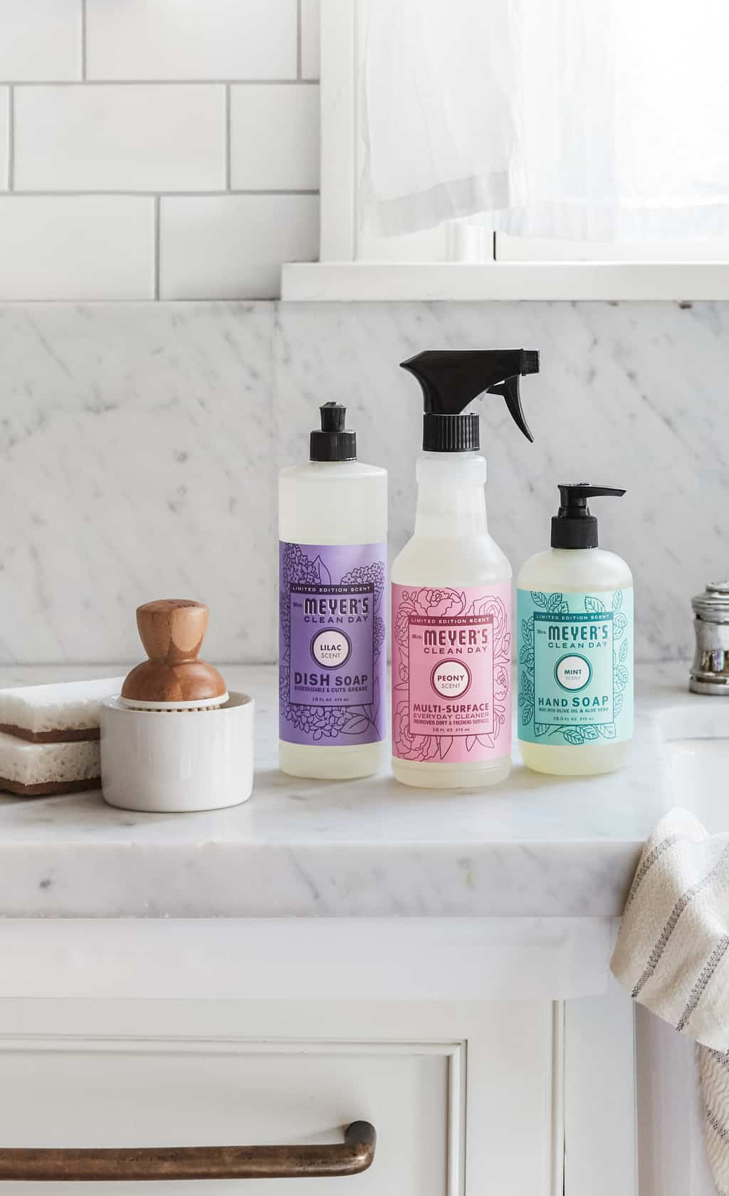 Refresh Your Home With Mrs Meyer S Spring Scents My Creative Days