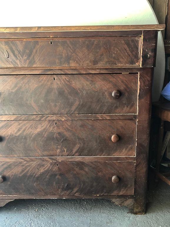 Before Dresser Photo