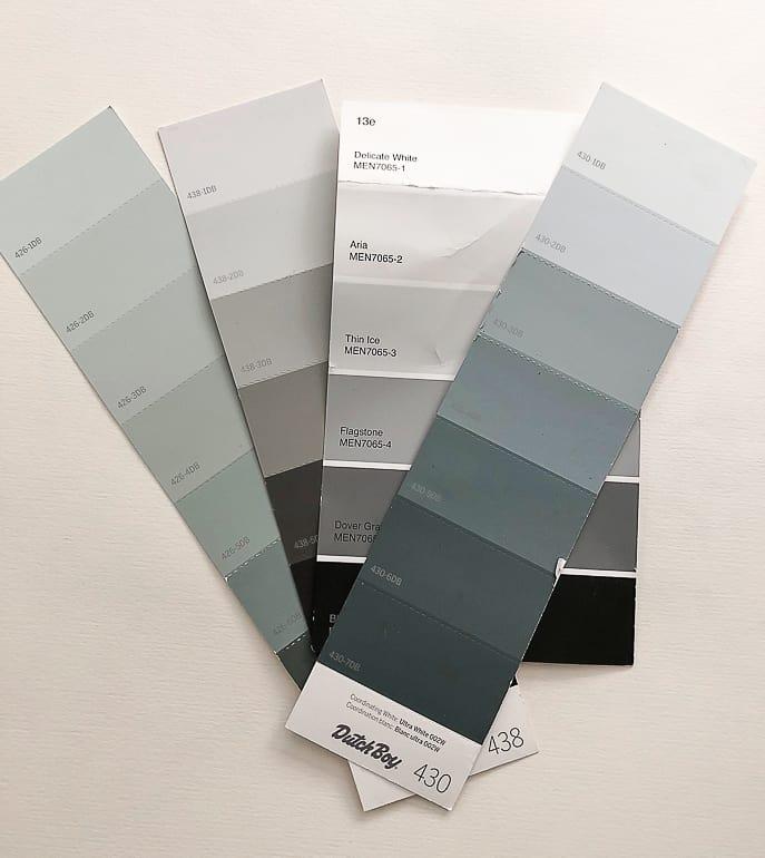 Best Neutral Paint Colors - Flip House Color Palette - My ...