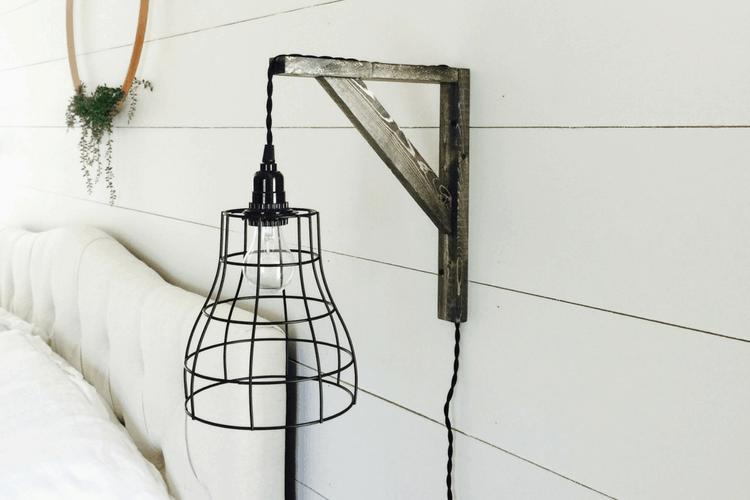 easy farmhouse lighting