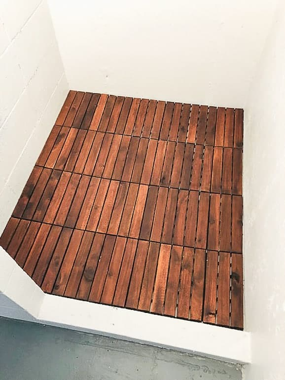 waterproof Shower Flooring