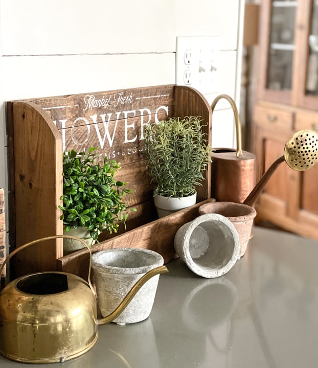 reclaimed wood boxes