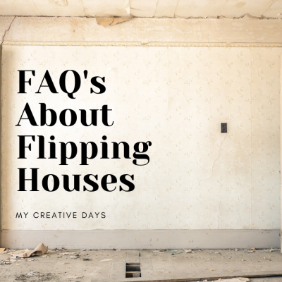 FAQ's About Flipping Houses