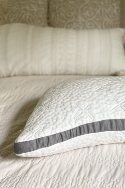 A master bedroom makeover is not complete without a new mattress. We chose the Nest Bedding mattress and this is our Nest Bedding Mattress Review.