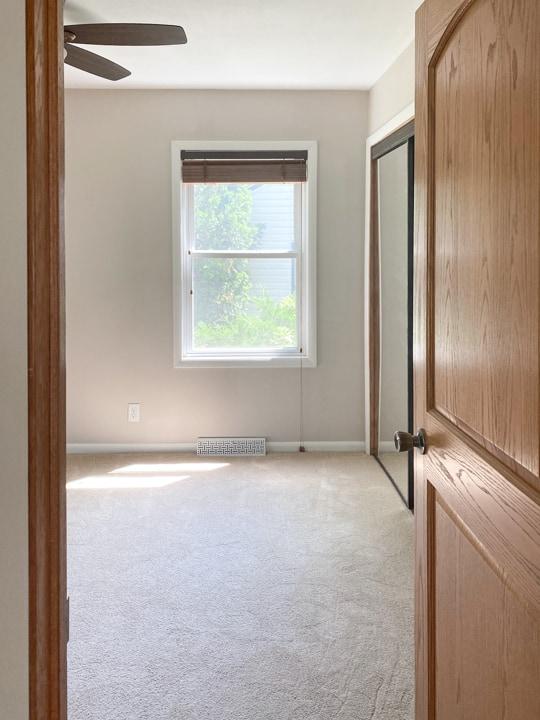 final second bedroom
