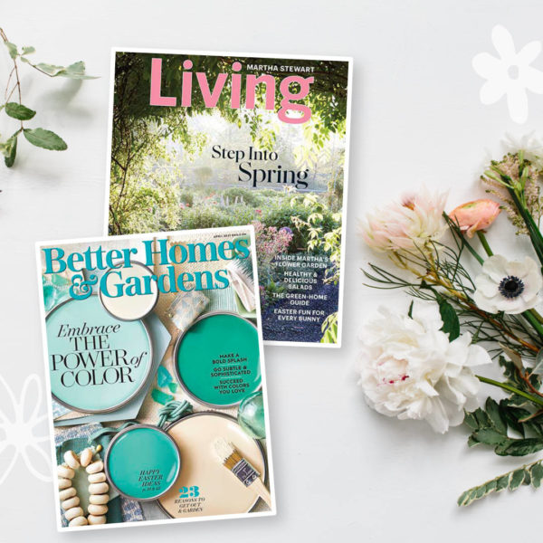 A collaboration with Meredith Corporation - 6 magazine subscriptions for Home Projects & DIY Ideas