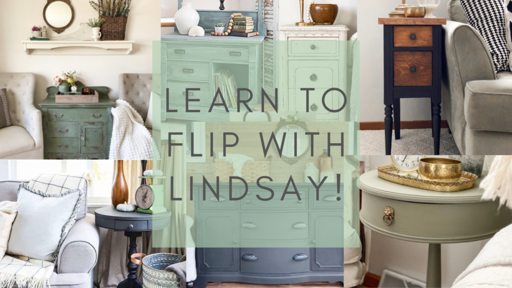 Learn To Flip With Lindsay The Course Graphic